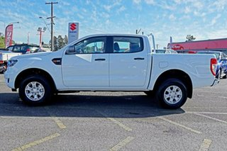 2018 Ford Ranger PX MkIII 2019.00MY XLS Pick-up Double Cab White 6 Speed Sports Automatic Utility