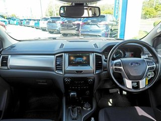2015 Ford Everest UA Trend 4WD Black 6 Speed Sports Automatic Wagon