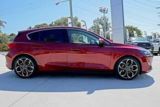 2018 Ford Focus SA 2019MY Titanium Ruby Red 8 Speed Automatic Hatchback