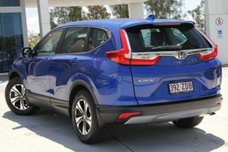 2019 Honda CR-V RW MY19 Vi FWD Blue 1 Speed Constant Variable Wagon.