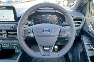 2018 Ford Focus SA 2019.25MY ST-Line Magnetic 8 Speed Automatic Wagon