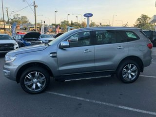 2018 Ford Everest UA 2018.00MY Titanium Aluminium 6 Speed Sports Automatic Wagon