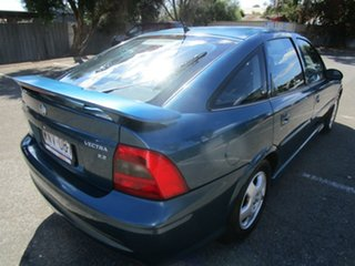 2001 Holden Vectra JSII CD 4 Speed Automatic Hatchback