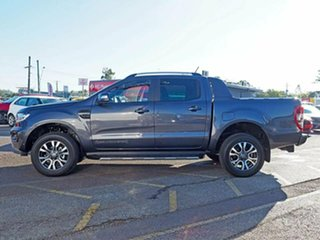 2018 Ford Ranger PX MkIII 2019.00MY Wildtrak Pick-up Double Cab Magnetic 10 Speed Sports Automatic