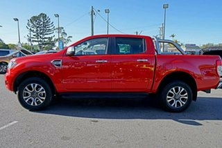 2019 Ford Ranger PX MKIII 2019.0 XLT Pick-up Double Cab Red 6 Speed Sports Automatic Utility
