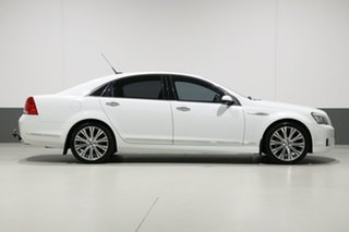 2013 Holden Caprice WN V White 6 Speed Auto Active Sequential Sedan