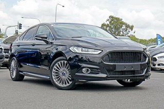 2017 Ford Mondeo MD 2017.00MY Titanium PwrShift Black 6 Speed Sports Automatic Dual Clutch Hatchback.