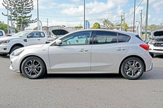2018 Ford Focus SA 2019MY ST-Line Moondust Silver 8 Speed Automatic Hatchback