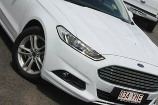 2017 Ford Mondeo MD 2017.50MY Ambiente SelectShift White 6 Speed Sports Automatic Hatchback