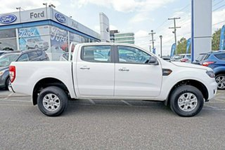 2019 Ford Ranger PX MkIII 2019.00MY XLS Pick-up Double Cab White 6 Speed Sports Automatic Utility