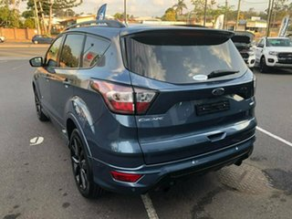 2018 Ford Escape ZG 2018.75MY ST-Line AWD Blue 6 Speed Sports Automatic Wagon