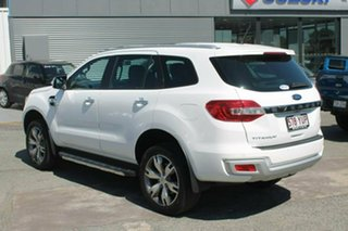 2018 Ford Everest UA 2018.00MY Titanium White 6 Speed Sports Automatic Wagon.