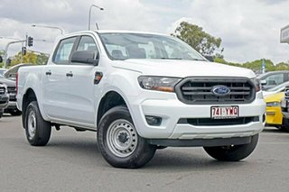 2018 Ford Ranger PX MkIII 2019.00MY XL Pick-up Double Cab Frozen White 6 Speed Sports Automatic.