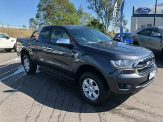 2018 Ford Ranger PX MkIII 2019.00MY XLT Pick-up Super Cab Grey 10 Speed Sports Automatic Utility.
