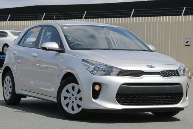 Used Kia Rio YB MY18 S, 2018 Kia Rio YB MY18 S Silver 4 Speed Sports Automatic Hatchback