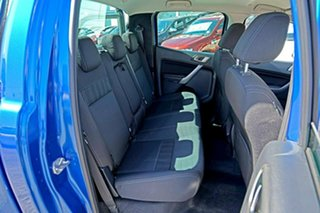 2018 Ford Ranger PX MkIII 2019.00MY XLT Pick-up Double Cab 4x2 Hi-Rider Blue 10 Speed