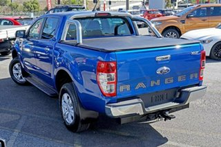 2018 Ford Ranger PX MkIII 2019.00MY XLT Pick-up Double Cab 4x2 Hi-Rider Blue 10 Speed.
