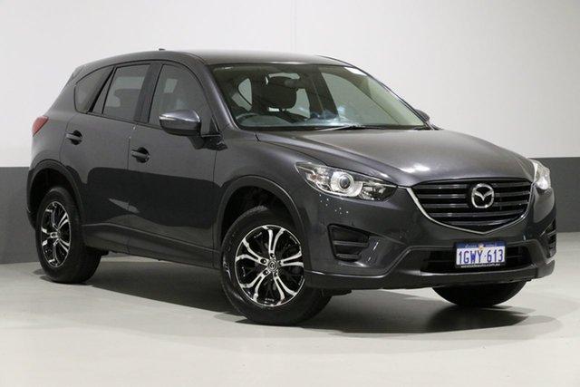 Used Mazda CX-5 MY15 Maxx (4x2), 2015 Mazda CX-5 MY15 Maxx (4x2) Grey 6 Speed Automatic Wagon