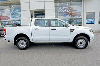 2018 Ford Ranger PX MkIII 2019.00MY XL Pick-up Double Cab Frozen White 6 Speed Sports Automatic