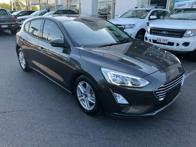 Used Ford Focus SA 2019MY Trend, 2018 Ford Focus SA 2019MY Trend Grey 8 Speed Automatic Hatchback