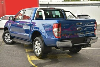 2019 Ford Ranger PX MkIII 2019.00MY XLT Pick-up Double Cab 4x2 Hi-Rider Blue Lightning 6 Speed
