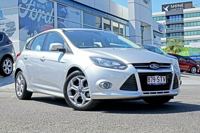 Used Ford Focus LW MkII Sport PwrShift, 2012 Ford Focus LW MkII Sport PwrShift Silver 6 Speed Sports Automatic Dual Clutch Hatchback