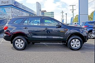 2015 Ford Everest UA Ambiente 4WD Black 6 Speed Sports Automatic Wagon