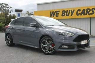 2015 Ford Focus LZ ST Grey 6 Speed Manual Hatchback.