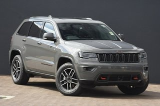 2020 Jeep Grand Cherokee WK MY20 Trailhawk Sting Grey 8 Speed Sports Automatic Wagon.
