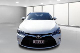 2015 Toyota Camry ASV50R MY15 Atara S Diamond White 6 Speed Automatic Sedan