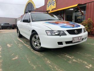 2004 Holden Crewman VY II S 4 Speed Automatic Utility.