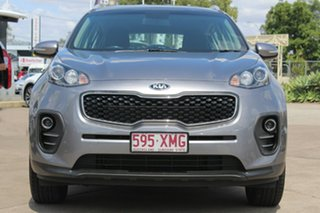2017 Kia Sportage QL MY18 Si 2WD Silver 6 Speed Sports Automatic Wagon.