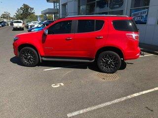 2017 Holden Trailblazer RG MY17 LTZ Red 6 Speed Sports Automatic Wagon