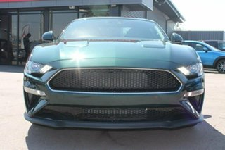 2018 Ford Mustang FN 2019MY BULLITT Fastback RWD Green 6 Speed Manual Fastback
