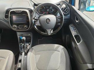 2015 Renault Captur J87 Expression EDC Riviera Blue 6 Speed Sports Automatic Dual Clutch Hatchback