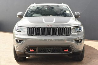 2020 Jeep Grand Cherokee WK MY20 Trailhawk Sting Grey 8 Speed Sports Automatic Wagon