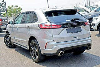 2018 Ford Endura CA 2019MY ST-Line SelectShift FWD Silver 8 Speed Sports Automatic Wagon.