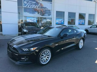 2017 Ford Mustang FM 2017MY GT Fastback Black 6 Speed Manual Fastback