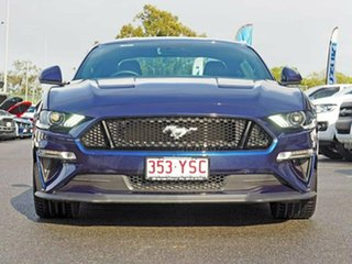 2018 Ford Mustang FN 2018MY GT Fastback Kona Blue 6 Speed Manual Fastback.
