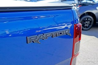 2019 Ford Ranger PX MkIII 2019.00MY Raptor Pick-up Double Cab Blue 10 Speed Sports Automatic Utility