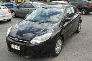 2013 Ford Focus LW MkII Ambiente Black 5 Speed Manual Hatchback