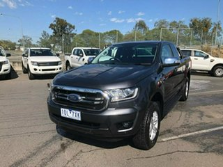 2018 Ford Ranger PX MkIII 2019.00MY XLT Pick-up Super Cab Grey 10 Speed Sports Automatic Utility