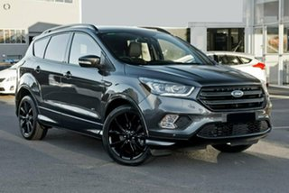 2018 Ford Escape ZG 2018.75MY ST-Line AWD Magnetic 6 Speed Sports Automatic Wagon.
