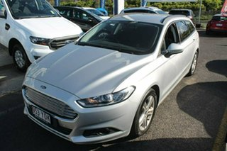 2017 Ford Mondeo MD 2017.50MY Ambiente SelectShift Moondust Silver 6 Speed Sports Automatic Wagon.