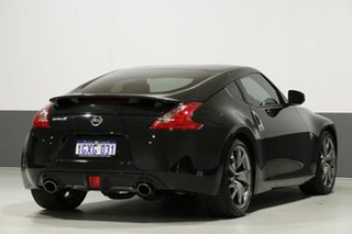 2017 Nissan 370Z Z34 MY17 Black 7 Speed Automatic Coupe