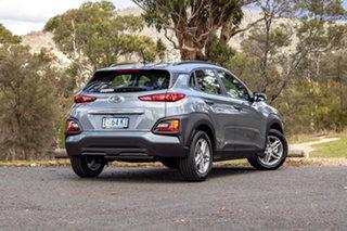 2019 Hyundai Kona OS.3 MY20 Active 2WD Lake Silver 6 Speed Sports Automatic Wagon