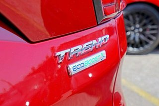 2018 Ford Escape ZG 2019.25MY Trend 2WD Red 6 Speed Sports Automatic Wagon