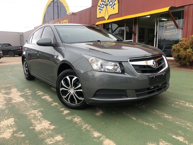 Used Holden Cruze JG CD, 2010 Holden Cruze JG CD 5 Speed Manual Sedan