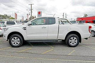 2019 Ford Ranger PX MkIII 2019.00MY XLT Pick-up Super Cab White 10 Speed Sports Automatic Utility