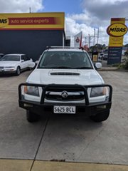 2010 Holden Colorado RC MY10 LT-R Crew Cab White 5 Speed Manual Utility.